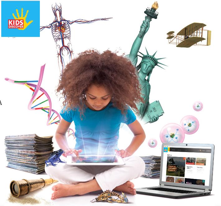 Kids Discover Цифровые образовательные ресурсы