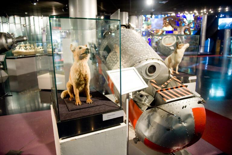Экскурсия в Музей Космонавтики